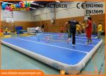 0.9mm PVC Tarpaulin Jumping Inflatable Gym Airtrick Mat Inflatable Tumble Mat