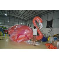 China Inflatable Swan Inflatable Ostrich / Cartoon Inflatable Simulation Animal on sale