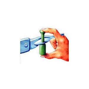 China Joint de boulon de récipient de code barres on sale