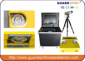 China Security Mobile Type Under Vehicle Inspection System , under car checking camera Price on sale