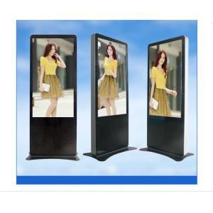 China 50 tous dans un kiosque 4K HD superbe de l'information d'écran tactile a entré Singal on sale