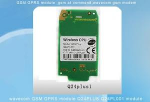 China wavecom q24 plus of gprs and gsm module on sale