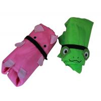 Animal Shape Nylon Storage Bags Foldable Easy Carry For Super Market