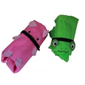 China Animal Shape Nylon Storage Bags Foldable Easy Carry For Super Market on sale
