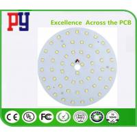 China Rigid Flex LED PCB Board , 2 Layer Led Pcb Assembly High Precision UL ISO9001 Marked on sale