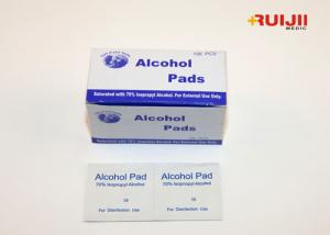 China Alcohol Pads on sale