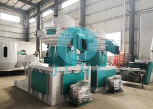 China Biomass Pellet Pressing Machine Automatic Lubrication System With Lifting Device on sale