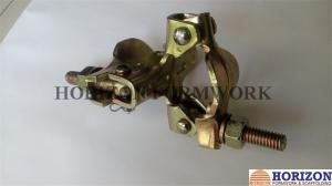 China 48/48mm Scaffolding Accessories , DBS Fixed Scaffolding Couplers OEM Available on sale
