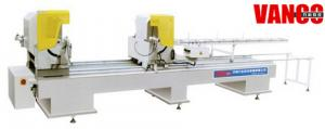 China CNC/Digital Readout Double Miter Saw for PVC Profile LJZ2A-450*3600 on sale
