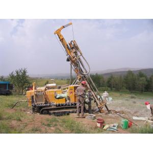 China Reverse Circulation Drilling  Machine , 132KW CUMMINS Engine RC Hydraulic Drilling Machine on sale
