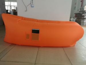 China One - inlet inflator airbag lounge sofa bed Custom Inflatable Single Layer on sale