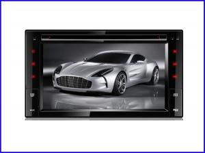 China Universal car dvd player touch screen TFT car radio dvd player on sale