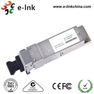 China 10Gb DWDM XFP Copper SFP Optical Transceiver Module Tunable Single Mode 80km Distance on sale