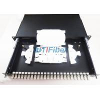 Multimode SC Duplex Fiber Optic Terminal Box for FTTH Optical Solution
