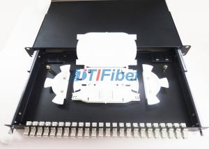 China Multimode SC Duplex Fiber Optic Terminal Box for FTTH Optical Solution on sale