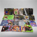 Female Enhancer Pills Packaging Cards Display Box With Logo Printing Pill Capsule Packaging Paper Card And Display Box