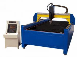 China Table type high precision CNC Plasma metal Cutting Machine 1500mm , 2000mm on sale