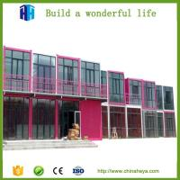 China Luxury economic modular Flat pack quality container house cabin low cost portable cabin in jeddah ksa-saudi arabia on sale