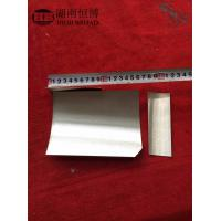 Hot Rolled Mg Magnesium Alloy Sheet  , AZ31B AZ91 Pure Magnesium alloy plate for salt water cell