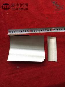 China Горячекатаный лист сплава магния Мг, покров из сплава магния АЗ31Б АЗ91 чистый для клетки соленой воды on sale