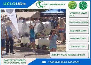outdoor misting fans,oscillating outdoor misting fan,misting cooling fans
