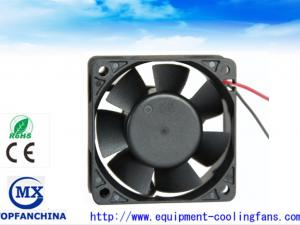 China Electric 12 Volt DC Axial Fans Small Cooling Fan 6000 RPM in Computer on sale