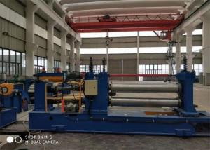 China Up To 60 M / Min Steel Coil Slitting Machine ±1.0mm Slitting Accuracy Up To 35 Tons Coils on sale