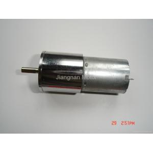 China DC Gear Motor on sale