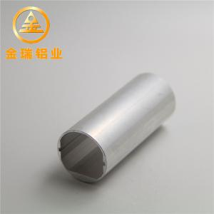 Electronic Cigarette Extruded Aluminum Profiles , Small Extruded Aluminum Tube
