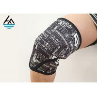 China Comfortable Women'S Crossfit Knee Sleeves 5mm Compression Sleeve For Knee Injury on sale