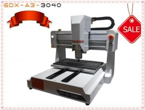 China Mini CNC Router Wood Carving Machine , Tabletop CNC Router Machine on sale