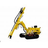 Hydraulic Rock Drill Rig Multi - Functional Rock Blsting Wagon Drill CM358A