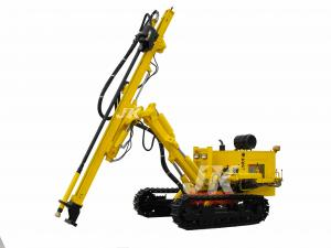 China Hydraulic Rock Drill Rig Multi - Functional Rock Blsting Wagon Drilling Rig Machine CM358A on sale