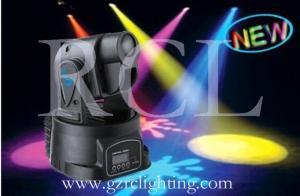 China rechargeable Professional 15W Mini Led Moving Head spot Light , 50w RGB LED on sale