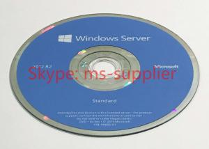China DVD Media Microsoft Windows Server 2012 OEM 64 Eng Intl 1Pk DSP P73-06165 on sale