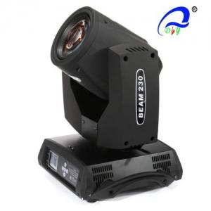 China 230W Sharpy 7R Gobo Moving Head Beam Light For Stage Dispiay , LED Disco Light on sale