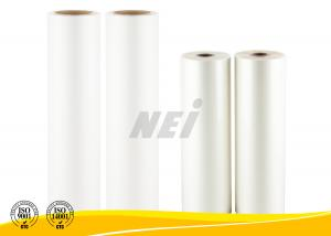 China Magazine Cover / Book Laminating Film Rolls Eco Friendly 100m - 4500m Length on sale
