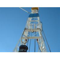 China hydraulic Drilling Rig derrick - mast 2200N·m Max.Torque for drilling rig on sale