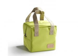 China 600D Polyester Insulated Lunch Bag , Heat Retention Lunch Box Cooler Bag on sale