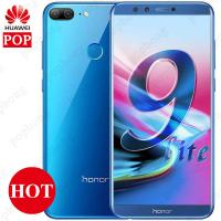 "wholesale  new  Huawei Honor 9 Lite 5.65"" 2160*1080Pix Android 8.0 Smartphone Octa Core 4 Cameras Fingerprint mobile pho"