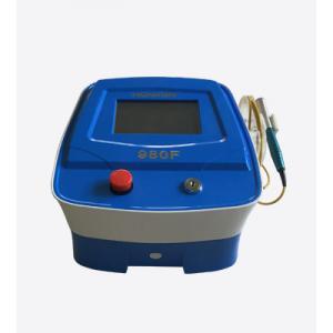 China Non Invasive Radio Frequency Facial Machine 980nm Wavelength Laser Output Way Fiber on sale
