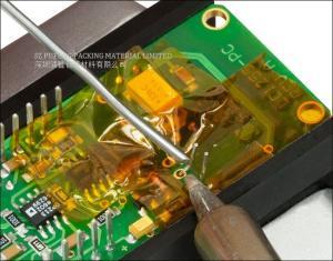 China PI Kapton Polyimide Tape High Temp PCB Solder Mask 280 Degree Temperature Resistance on sale