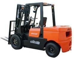 China 6 ton hydraulic diesel forklift on sale
