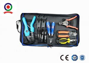 China Portable High Precision MC4 Tool Kit , Interchangeable MC4 Connector Crimping Tool on sale