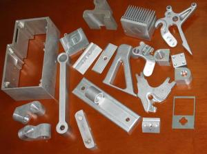 China Eco - friendly steel / copper CNC machining parts to complex multi - tasking machine on sale