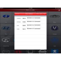 Original Launch X431 Idiag OBD2 Car Diagnostic Software For Ipad And Iphone