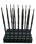 China New all in one FULL FREQUENCIES SIGNAL JAMMER WITH 14 ANTENNAS wholesale