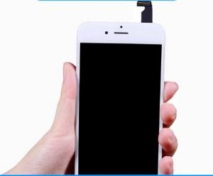China White Color Water Proof Broken Lcd Screen Iphone Digitized Assembly Touch Replacement on sale