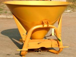 China CDR 600 fertilizer spreader on sale