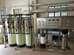 China RO water treatment equipment, purifier, plant mineral water making machine,water filter Purification Machine on sale